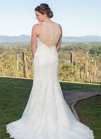 Wedding Dress by Mori Lee