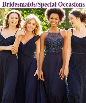 The Best Selection of Bridesmaids Dresses In Asheville NC