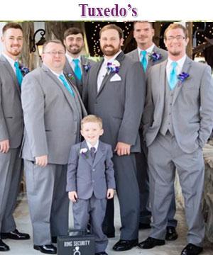 Ashevilles Tuxedos