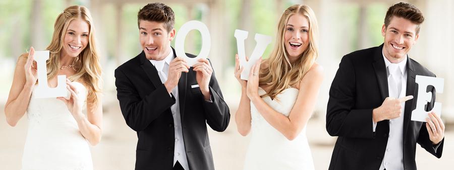 Tuxedo's at Best Bride Prom & Tux