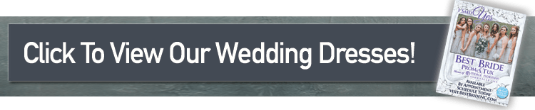 The Best Wedding Dress Selection in Western North Carolina