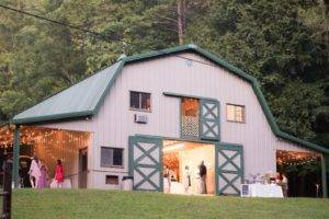 Farm Wedding near Asheville